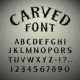 Font Carved in Stone - GraphicRiver Item for Sale