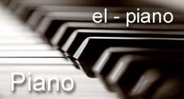 PIANO / el - Piano