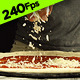 Dropping Cheese on to Pizza Dough - VideoHive Item for Sale