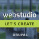 Webstudio: Responsive Multipurpose Drupal 7 Theme - ThemeForest Item for Sale