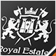 Castle Lion Real Estate Logo