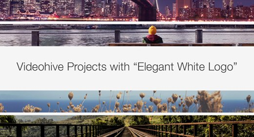 "Videohive Projects with ""Elegant White Logo"""