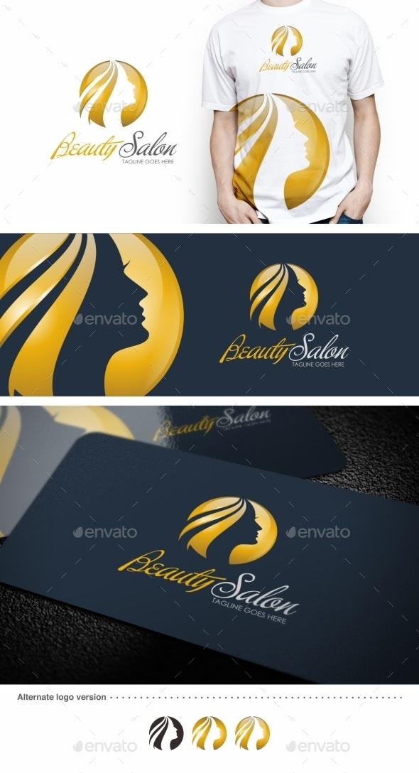 Beauty salon logo template by putrapurwanto graphicriver beauty salon logo template humans logo templates altavistaventures Images