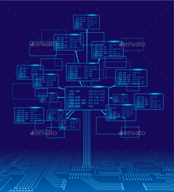 Binary Tree - Technology Conceptual