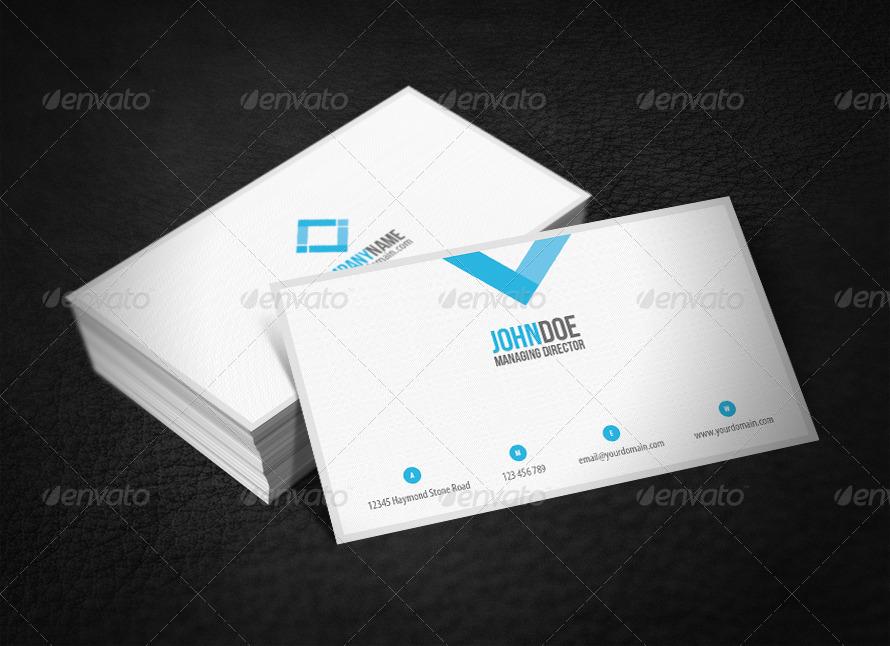 Original Business Card by glenngoh | GraphicRiver