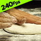 Preparing Pizza Dough - VideoHive Item for Sale