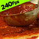 Spreading Tomato Sauce on to Pizza Dough - VideoHive Item for Sale