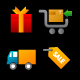 Web 2.0 Button (ecommerce #2) - GraphicRiver Item for Sale