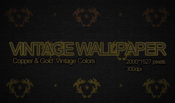 Vintage Wallpaper - Miscellaneous Backgrounds