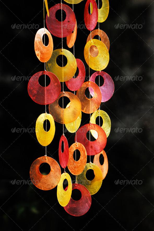 Window decoration - Stock Photo - Images