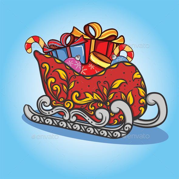 Christmas Train - Christmas Seasons/Holidays