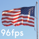 American Flag Waving Slow - VideoHive Item for Sale