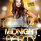 Midnight Party - GraphicRiver Item for Sale