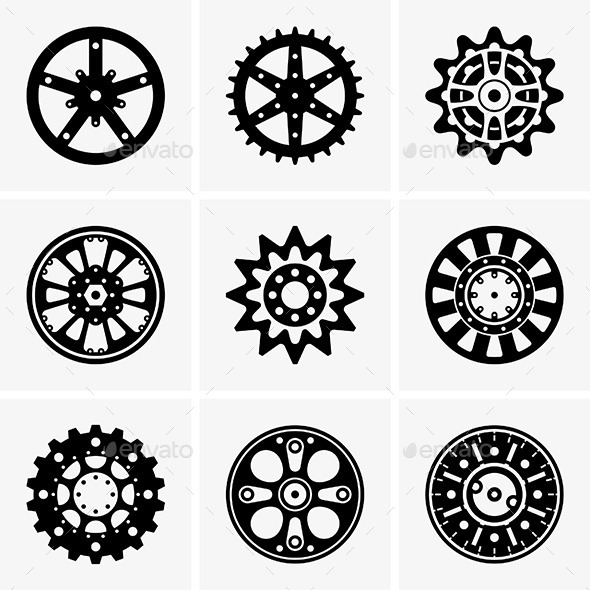 Sprocket Wheels - Industries Business