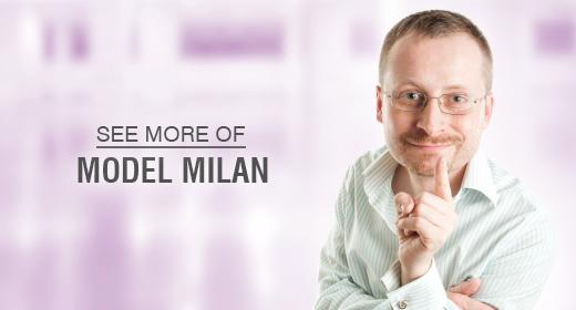 Model Milan