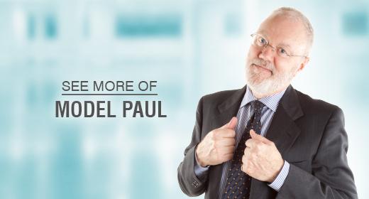 Model Paul
