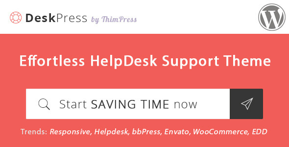 Knowledge Base WordPress Theme | DeskPress - Miscellaneous WordPress