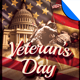 Veteran's Day Flyer Template