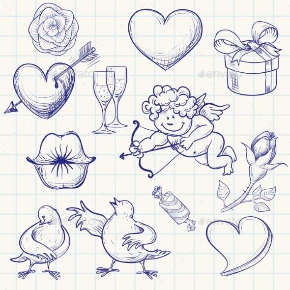 Valentine's Day - Weddings Seasons/Holidays