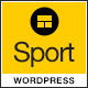 Sport - WordPress Club Theme Nulled