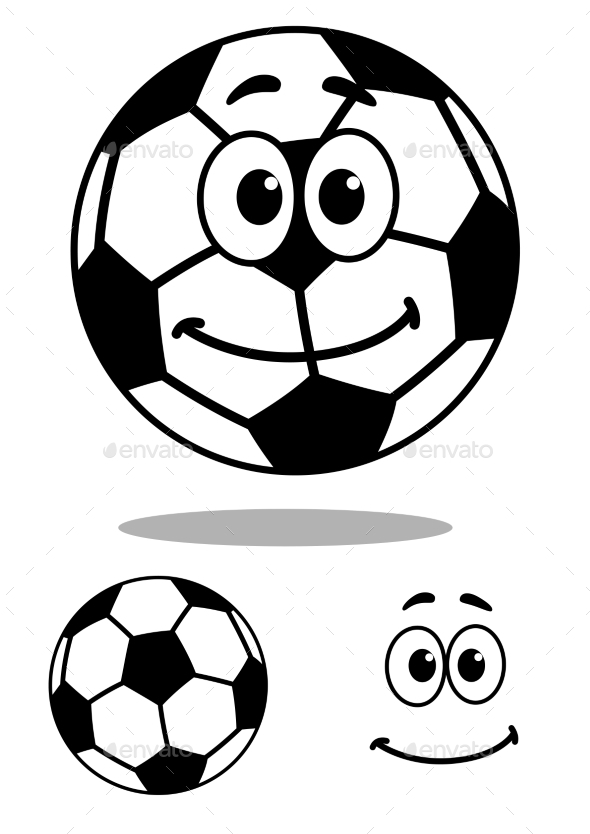 Cartoon Football - Miscellaneous Characters