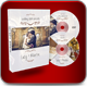 Wedding DVD / Blu Ray Cover 2 - GraphicRiver Item for Sale