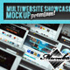 MultiWebsite Showcase MockUp - GraphicRiver Item for Sale