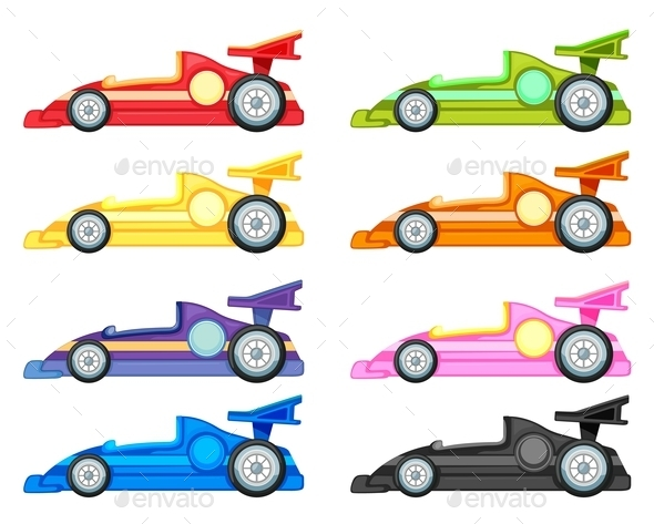 Racing Car - Miscellaneous Characters
