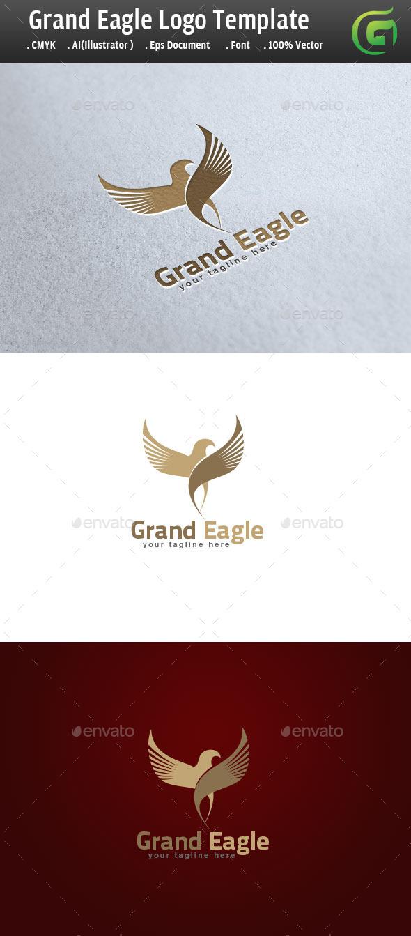 Grand Logo - Symbols Logo Templates