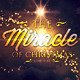 Christmas Flyer Series - Christmas Miracle - GraphicRiver Item for Sale