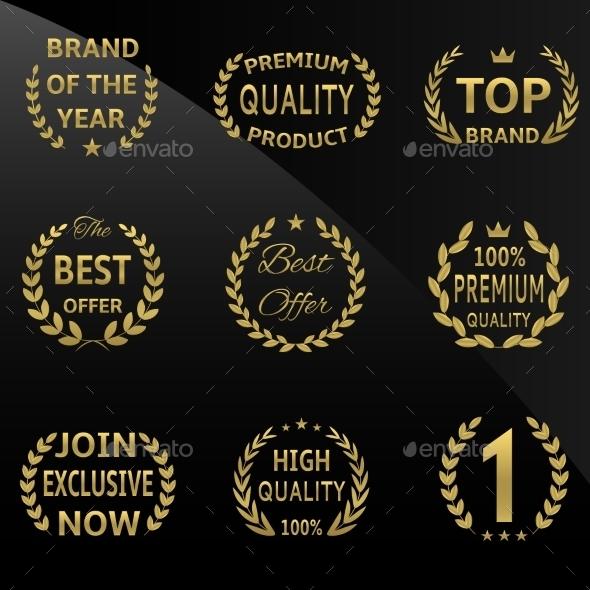 Golden Badges - Retail Commercial / Shopping