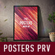 Posters Mock-Ups (PSD) - GraphicRiver Item for Sale