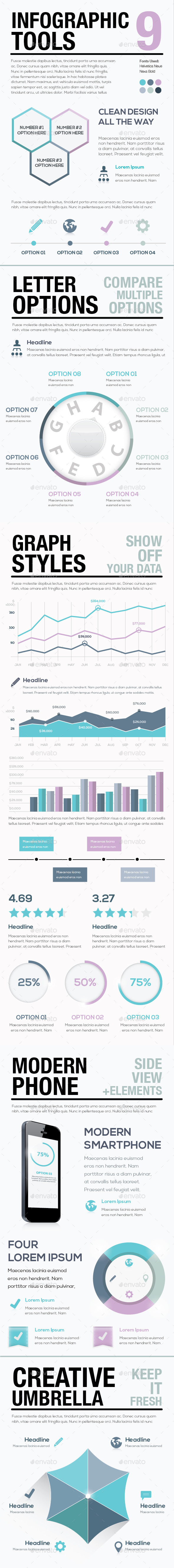 Infographic Tools 9 - Infographics
