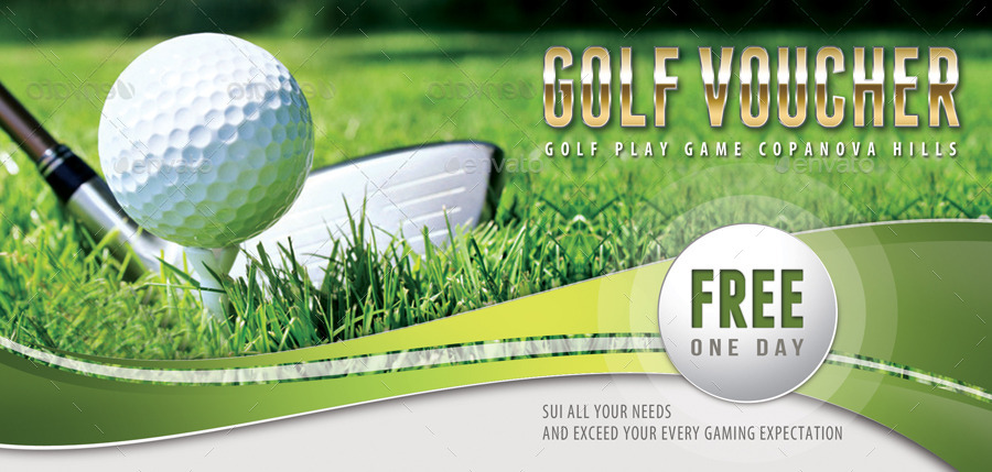 3 in 1 golf game gift voucher bundle by rapidgraf graphicriver golf game gift voucher bundle cards invites print templates 01previewg yadclub Images