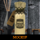 Liquor Bag Mockup