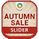 Autumn Sale Slider