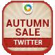 Autumn Sale Twitter Header