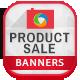 Product Sale Banner Design Set