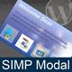 Simp Modal Window - CodeCanyon Item for Sale