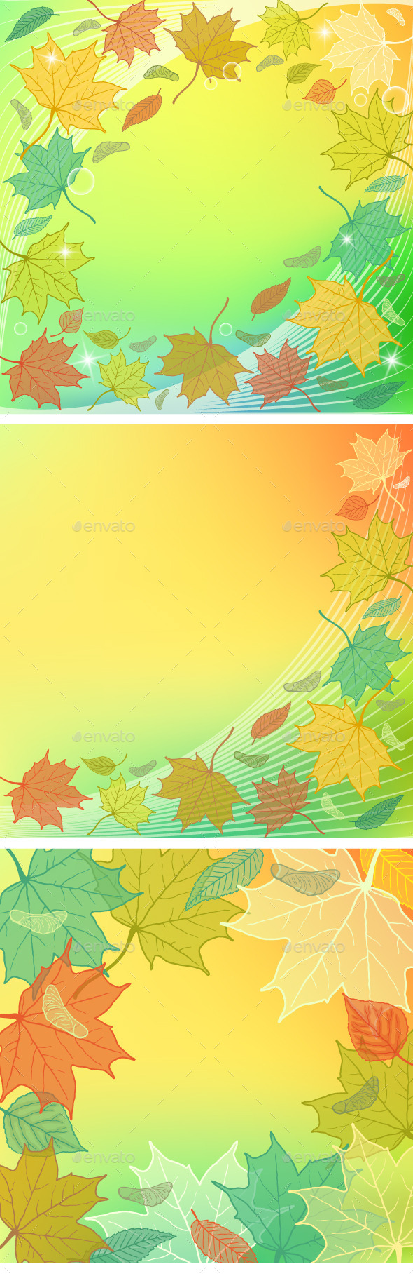 Autumn Backgrounds - Backgrounds Decorative