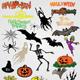 25 Halloween Vectors