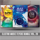 Electro Music Flyer Bundle Vol. 20 - GraphicRiver Item for Sale