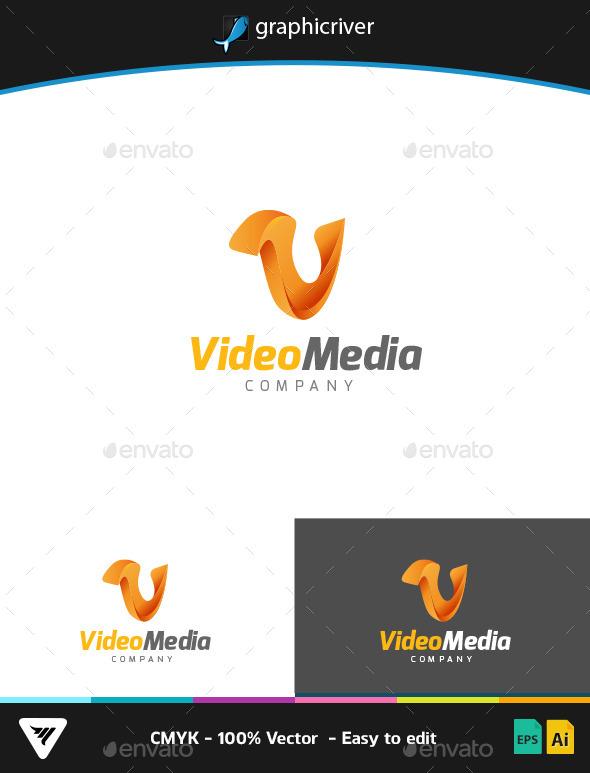 VideoMedia Logo - Logo Templates