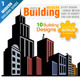 Modern Buildings - GraphicRiver Item for Sale