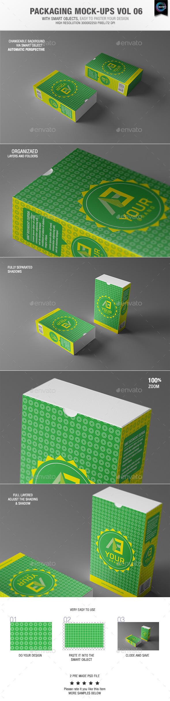 Packaging Mock-ups 6 - Packaging Product Mock-Ups