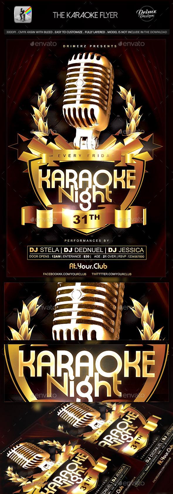 Flyers Karaoke Honghankk
