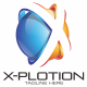 X-plotion / X Letter - Logo Template