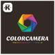 Color Camera Logo - GraphicRiver Item for Sale