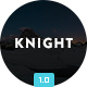 Knight - Responsive Email + Themebuilder Access Nulled