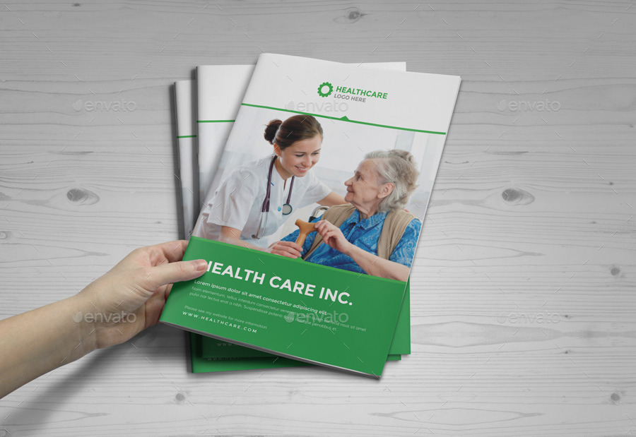 Medical Health Care Brochure By Jbn-Comilla | Graphicriver